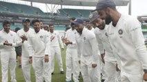 India vs Australia : Indian Players Shake A Leg At Sydney Cricket Ground Sydney   Oneindia Telugu