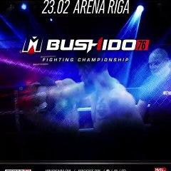 KOK FIGHT SERIES & #MMA BUSHIDO FIGHTING CHAMPIONSHIP 23.02.2019 - RIGA ‼️ Tickets https://www.bilesuserviss.lv/…/bushido76-fighting-champions…  LIVE www.kokfights.tv/ FightBox