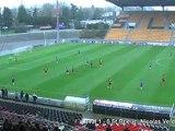 (Préparation) Laval 5 - 2 St Brieuc, les buts