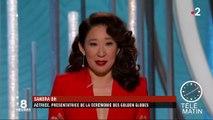 "Golden Globes : ""Bohemian Rhapsody"" et ""Roma"" primés"