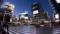 Time Lapse Video à Tokyo
