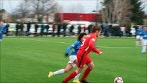 Football : quand les féminines de l'Olympique Valence jouent à la passe à dix