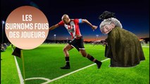 10 surnoms marrants du foot