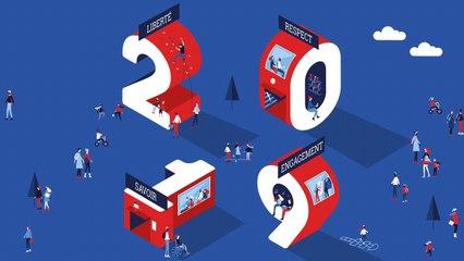 L'académie de Dijon vous présente ses meilleurs vœux pour 2019