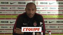 Henry évoque le retour à la compétition de Rony Lopes - Foot - Coupe de la Ligue - ASM