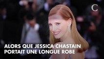 PHOTOS. Golden Globes 2019 : Jessica Chastain, Charlize Theron, Sandra Oh... Toutes les stars en noir et blanc