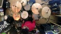 Drum Cam Jammed | Sampai Bila - Beeru by Shafiq Muffins