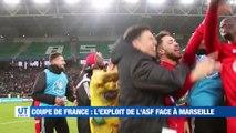 Info/Actu Loire Saint-Etienne - A la Une : L'exploit de l'ASF / Une jambe en décomposition / Procès hors normes à Lyon / Ils se prennent pour Freddy Mercury