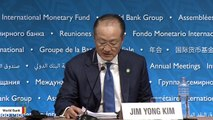 World Bank Head To Step Down More Than Three Years Ahead Of His Term's End