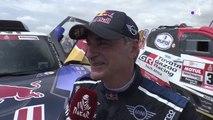 Dakar 2019 : La stratégie de Carlos Sainz pour ne pas ouvrir la piste !