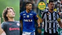 Camilo, Thiago Neves e Lindoso movimentam o Vaivém nesta segunda