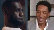 "Scottie Pippen SLAMS Lebron James & Stephon Marbury Calls Him A ""Bum"" Who ""Cant Shoot""!"