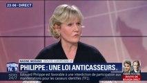 """Nadine Morano : """"J'aurais aimé que le Premier ministre mette en place l'état d'urgence"""""""