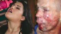 UFC Fighter BEATS & CHOKES Man Trying To ROB Her!