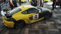 Der neue Porsche 718 Cayman GT4 Clubsport - Präsentation