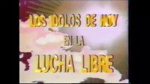 Texano/Silver King/Gran Hamada vs Negro Casas/Dr Wagner Jr/Tigre Canadiense (UWA February 22nd, 1992)