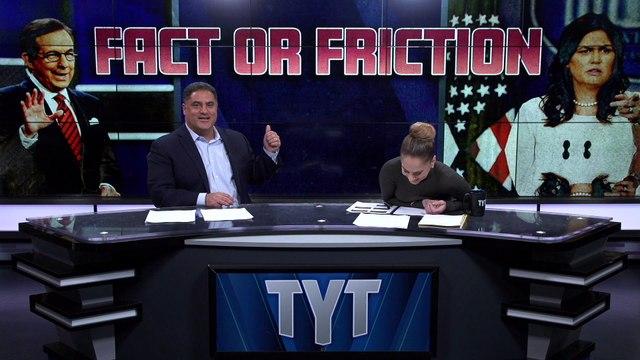Chris Wallace Fact-Checks Sarah Huckabee Sanders