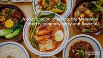 Malaysian Food with Exotic Lifestyles
