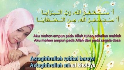 Video Lirik Astaghfirullah Robbal Baroya(ZikirTaubat) - FitriRDJ
