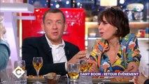 """Dany Boon annonce dans """"C à vous"""" sur France 5 qu'il arrête le one man show - Regardez"""