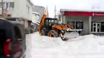 Ardahan ve Muş'ta kar yağışı