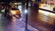 Beyoğlu'nda otomobilin çarptığı yaya öldü