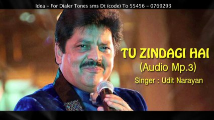 Roamtic Song | Bollywood | Udit Narayan | Tu Zindgi Hai | Movie : Needar