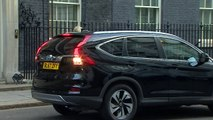 Cabinet ministers arrive at 10 Downing Street