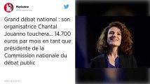 Grand débat. Le gros salaire de Chantal Jouanno à la CNDP fait polémique