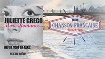 Juliette Gréco - Méfiez vous de Paris