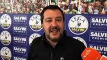 Trentino A.Adige, Salvini: boom Lega ora certificato da voti veri