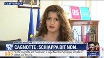 """""""Qui finance les violences contre les policiers?"""" Marlène Schiappa s'interroge sur ceux qui ont contribué à la cagnotte pour le boxeur"""