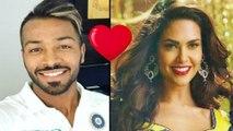 Hardik Pandya Open Up On Dating With Esha Guptha | Oneindia Telugu