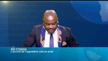 POLITITIA - RD Congo: L'accord sur la candidature de Martin Fayulu vole en éclat (2/3)