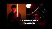 Au CES 2019, ce sabre laser français pousse le réalisme à l'extrême