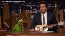 Jimmy and Kermit Announce Doodle For Google Competition
