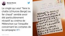 Aurore Bergé reçoit une lettre de menaces de mort, d'autres députés LREM également visés