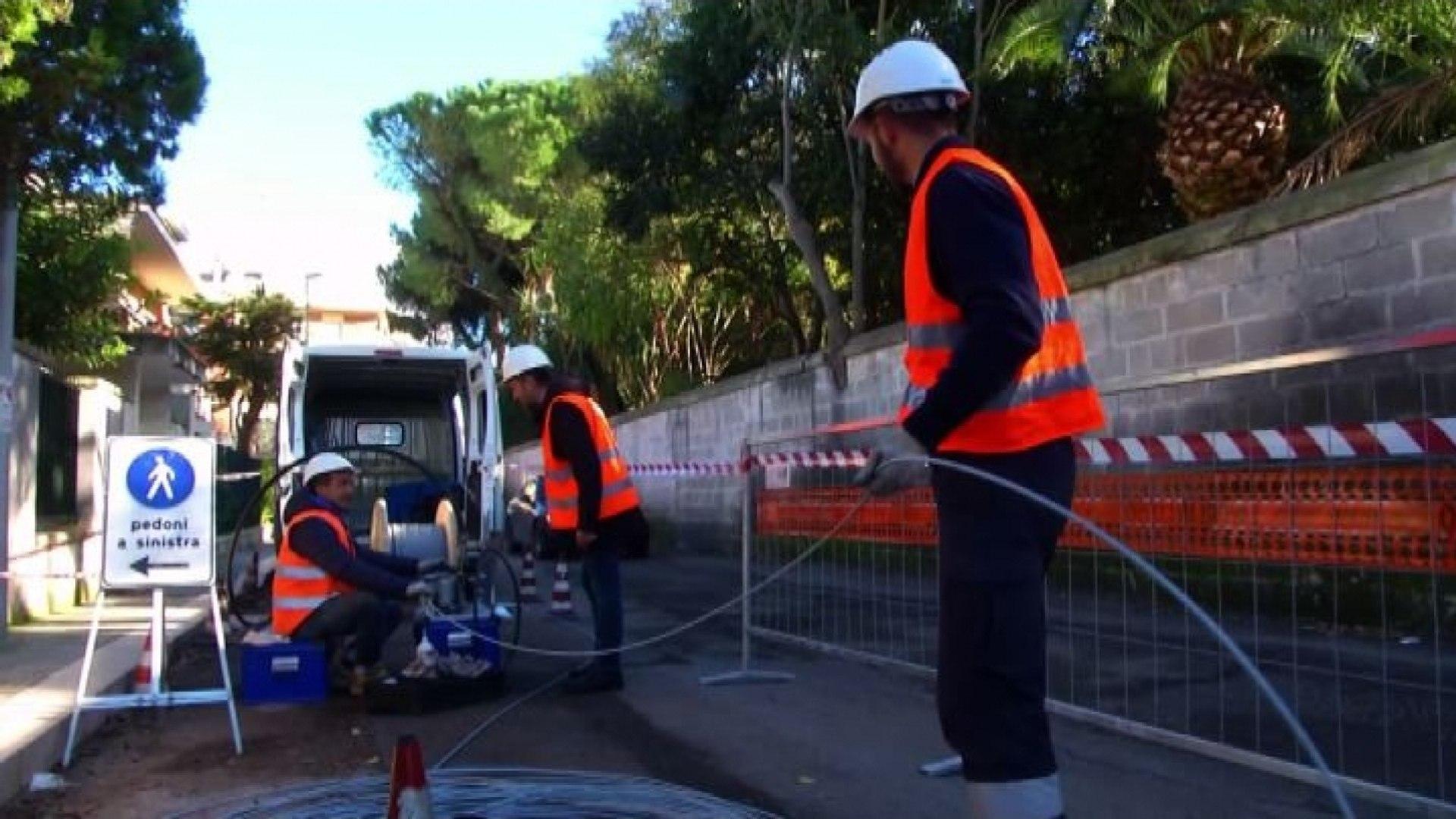La banda ultra larga arriva a Lecce, pronta la rete Open Fiber