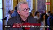 « Le droit de manifester ne doit pas être remis en cause » estime Pierre Laurent