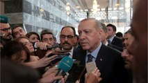 """Turkish President Calls US Security Comments A """"Serious Mistake"""""""