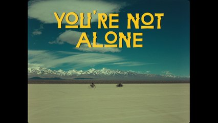 Agoria - You're Not Alone