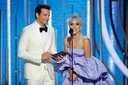 Lady Gaga Pays Tribute to Bradley Cooper