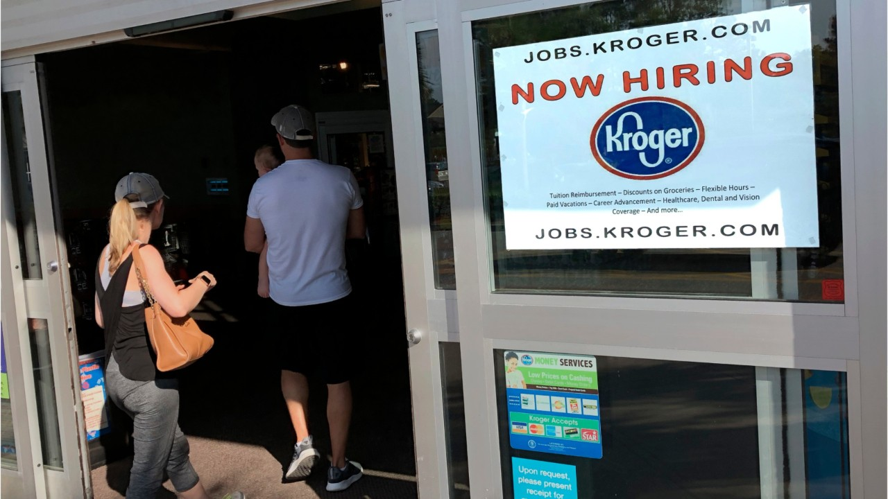 U.S. Job Openings, Hiring Fall In November