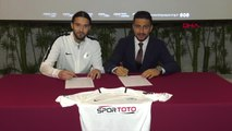 Spor Atiker Konyaspor, Zuta ile 2 5 Yıllık Sözleşme İmzaladı