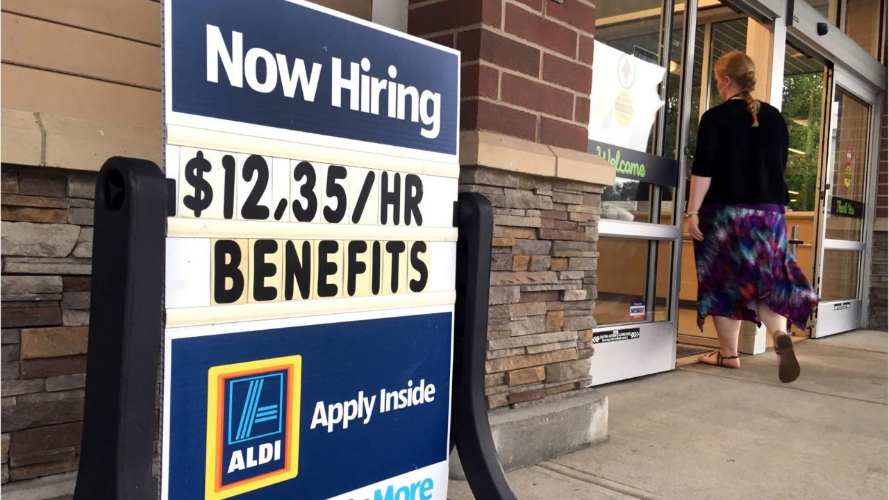 U.S. Job Openings Drop