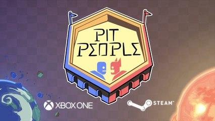 Pit People OST Music - Secret End (Space Bear Rave Cutscene)