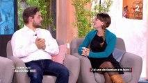 VIDEO. Faustine Bollaert émue par une demande en mariage dans Ca commence aujourd'hui