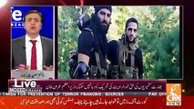 Moeed Pirzada Response On Imran Khan's Recent Interview In Turkey About Kashmir Issue..