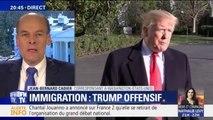 """""""Shutdown"""": Donald Trump s'adressera aux Américains dans la nuit de mardi à mercredi"""