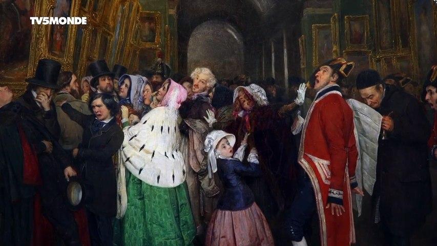 2. Les batailles du Louvre Le temps des révolutions